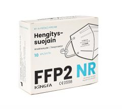 FFP2 KANGASMASKI Kingfa 10kpl