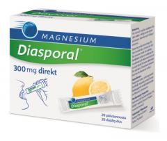 Diasporal magnesium 300 Direkt 20 kpl