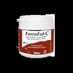 FerroFol-C purkki 120 tabl