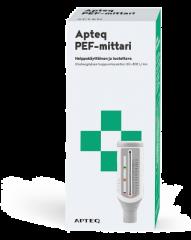Apteq PEF-mittari 1 kpl