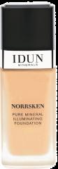 IDUN Norrsken meikkivoide Svea 30 ml