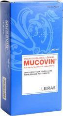 MUCOVIN 0,8 mg/ml oraaliliuos 200 ml